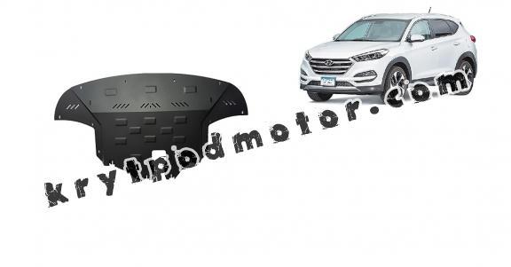 Hyundai Tucson Kryt Pod Motor